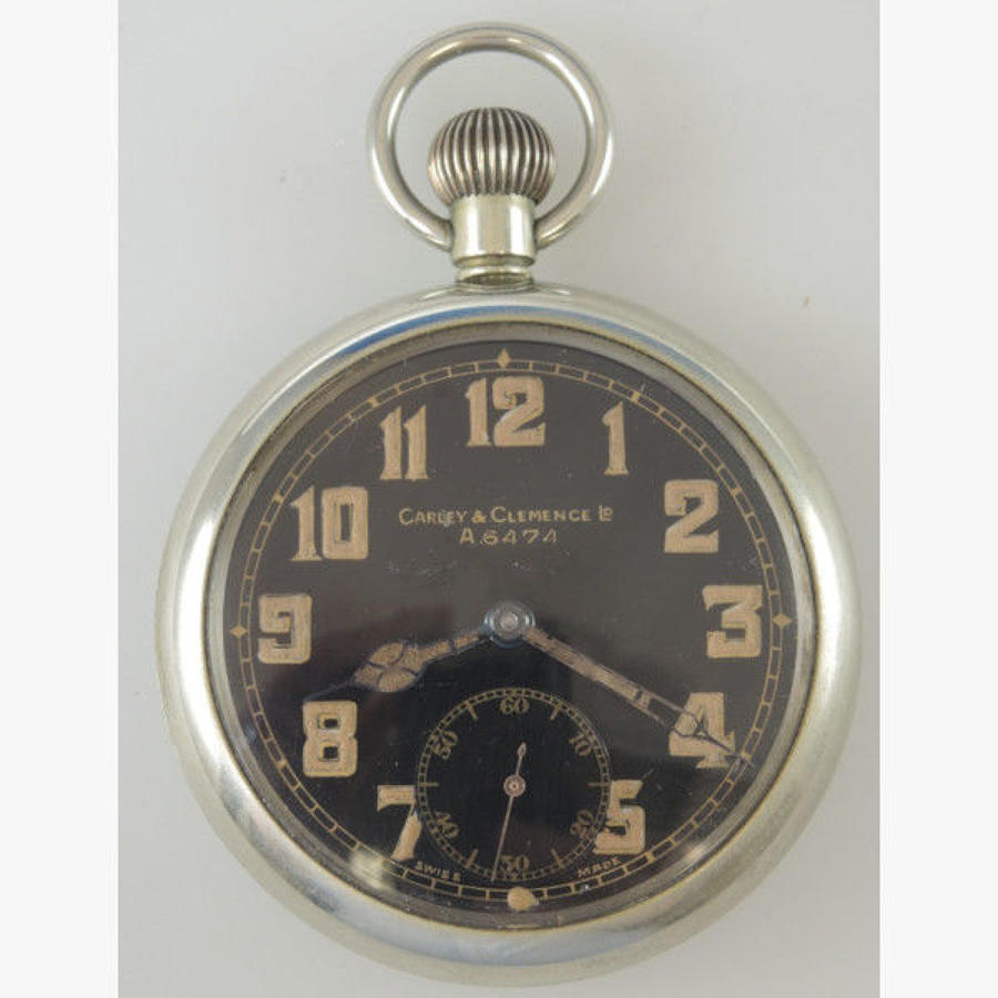 Military Pocket Watches