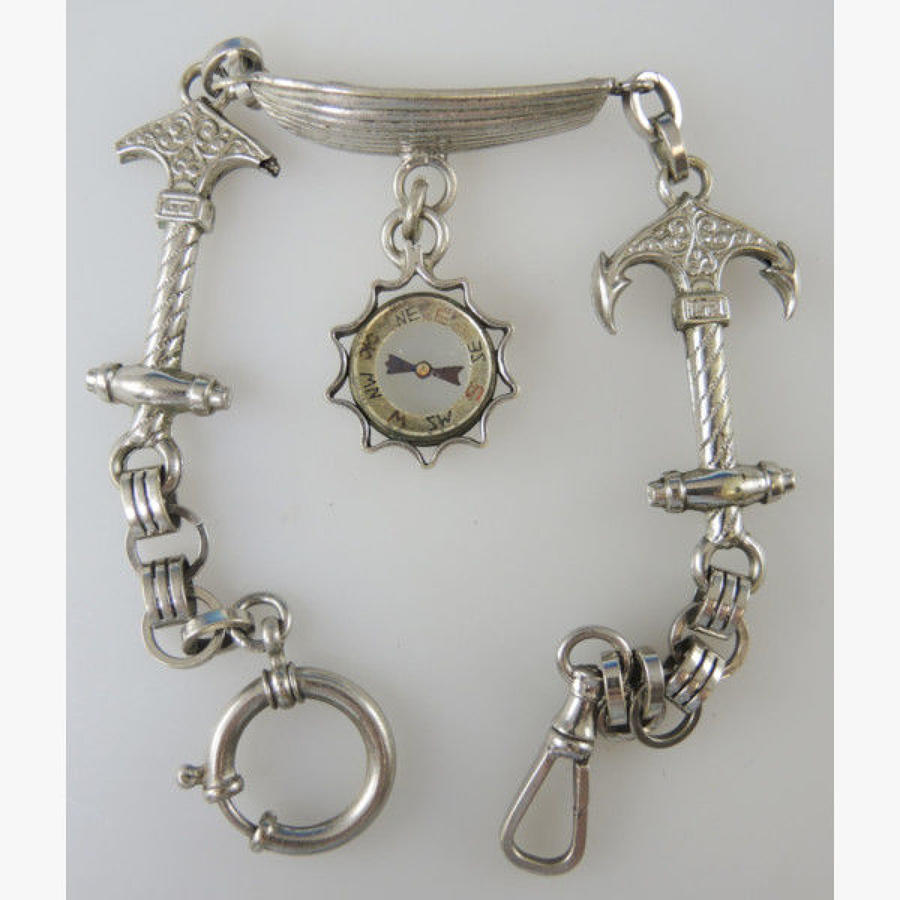 Fancy pocket watch chains
