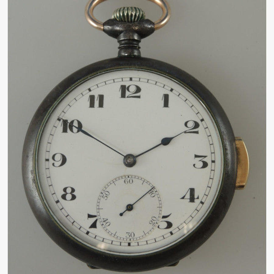Repeater pocket watch