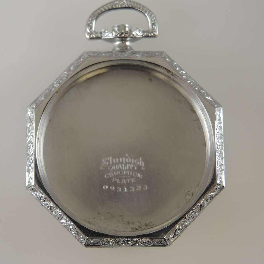 American pocket watch cases