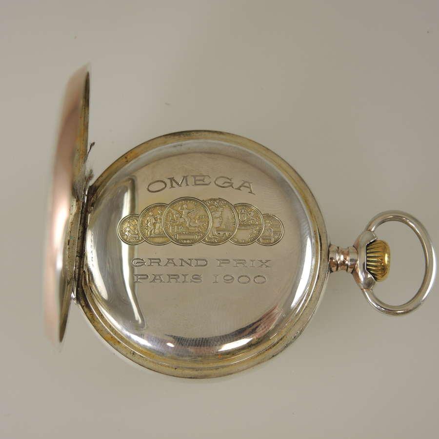 Swiss pocket watch cases