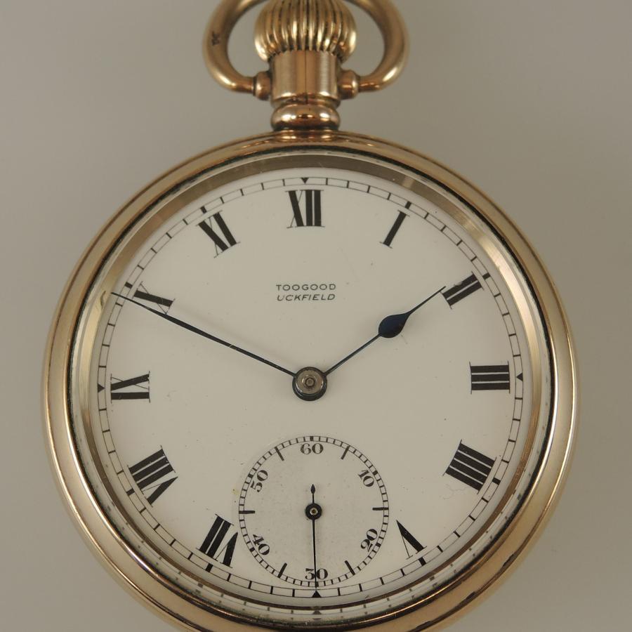 Classic English Antique pocket watch c1910