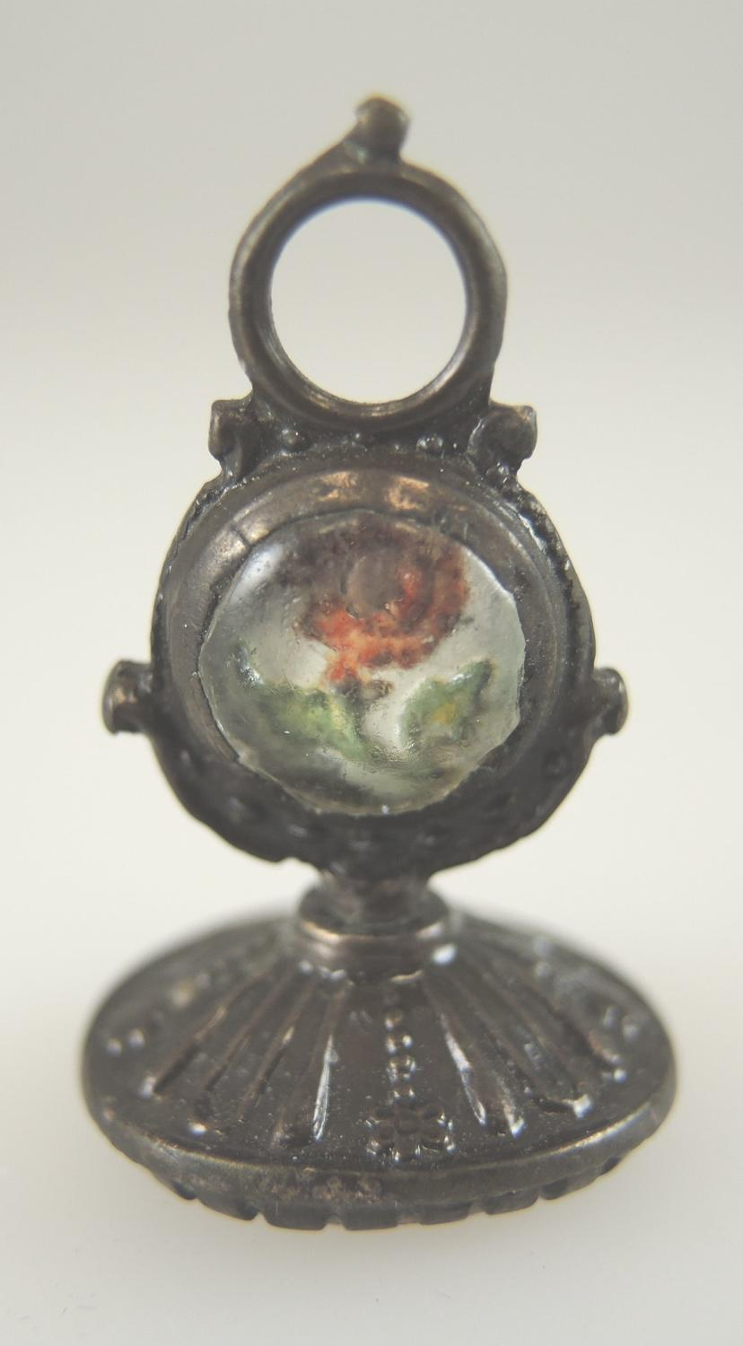 Early Crystal Seal c1770