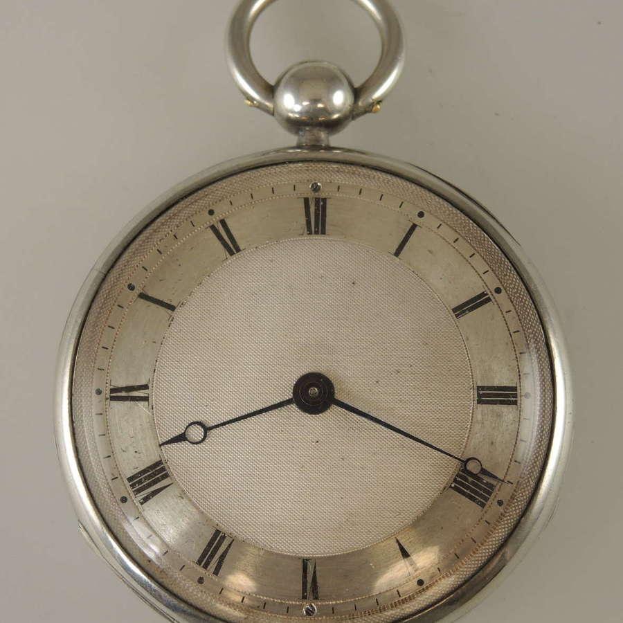 Superb Empire period pocket watch by Gaberel & Dufour c1820