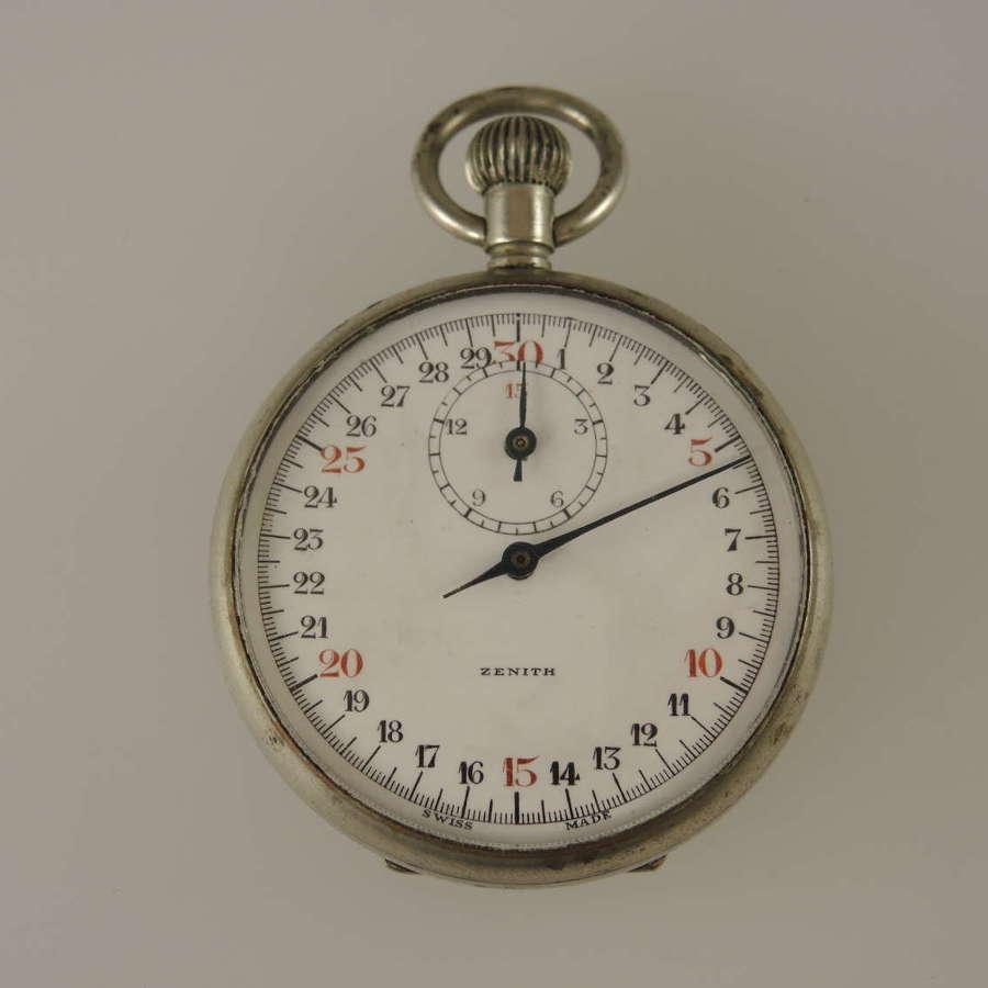 Rare Kriegsmarine Torpedo timer by Zenith c1940