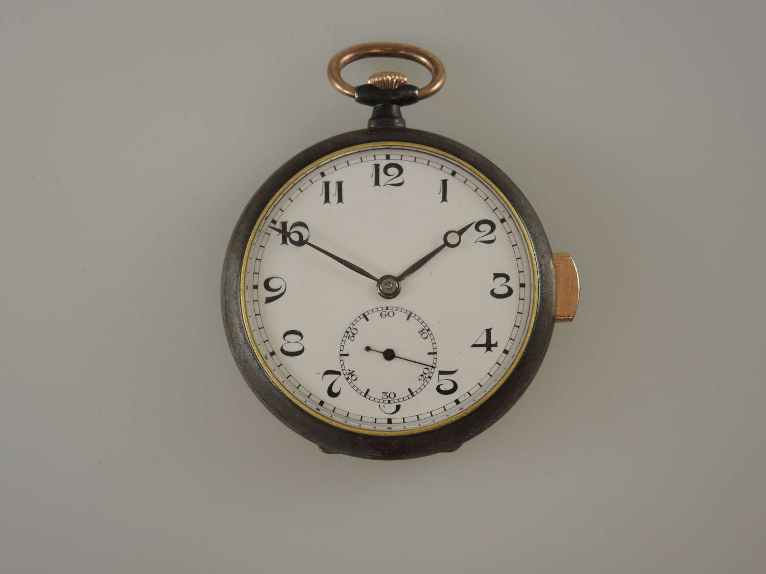 Minute repeater pocket watch c1910