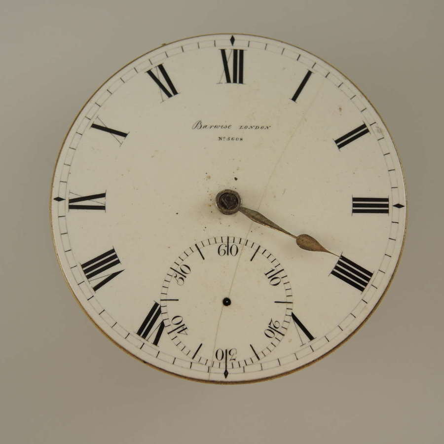 Rare Repeater CHRONOMETER by Barwise c1830