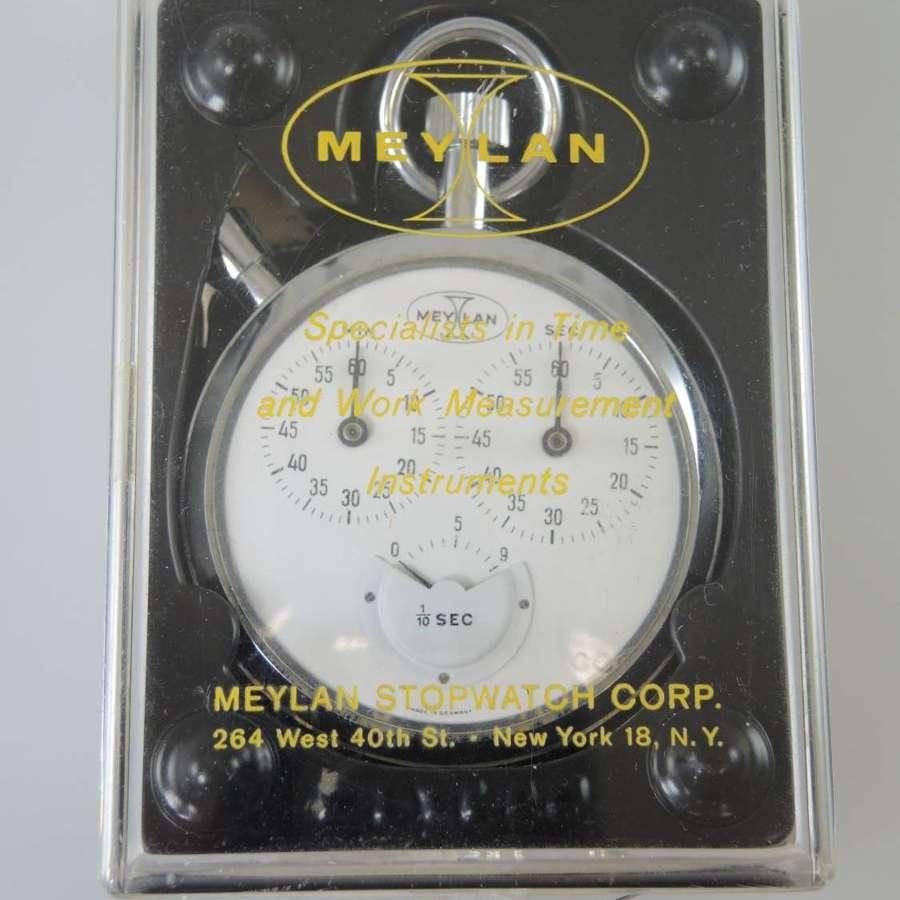 Unusual German Jungans Meylan Stop Watch c1960