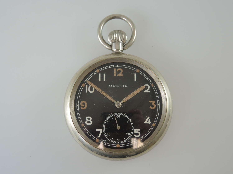 British military pocket watch c1940
