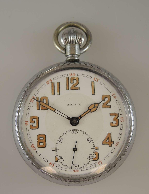 Vintage Rolex pocket watch c1940
